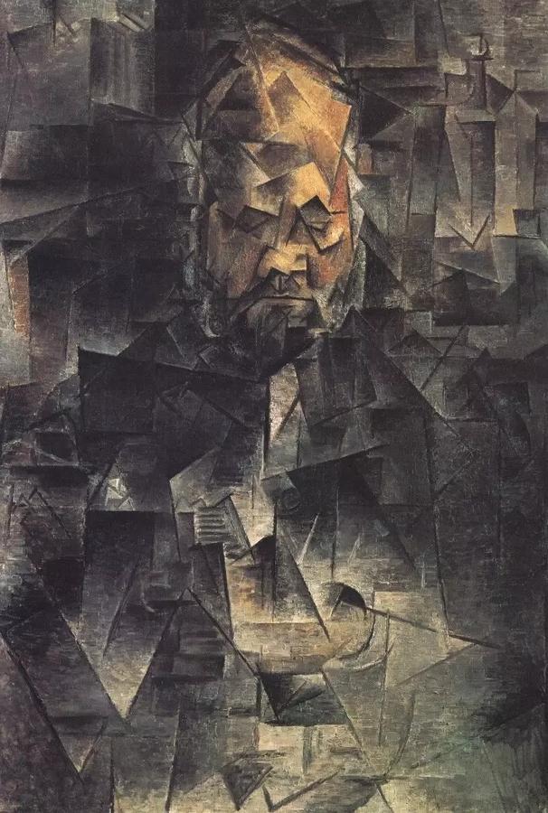 艺术巨匠们背后的男人——安伯斯·瓦拉德图片